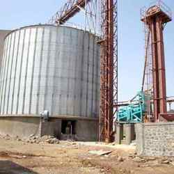 Silo Grain Cleaners