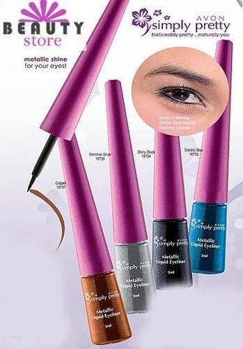 25c5da3c8ff Make Up Cosmetics - Avon Simply Pretty Metallic Shimmer Eyeliner ...