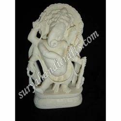 Bone Stand Standing Ganesh Ji