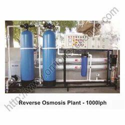 Reverse Osmosis Plant - 1000LPH