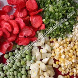 Fruits & Veg Dehydration Plant