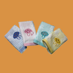 Cartoon Printed Handkerchief