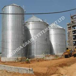 Farm Storage Silo
