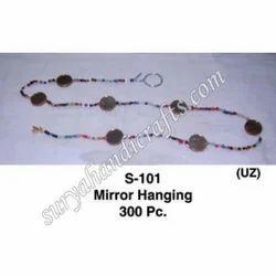 Mirror Beads Hanging
