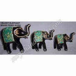 Velvet Elephant