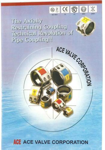 Pvc Pipe Repair Coupling