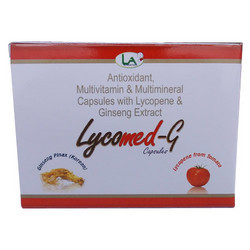 Lycomed - G Capsules