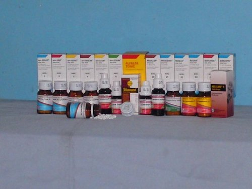Imported Homeopathic Medicines of ADEL / PEKANA (GERMANY