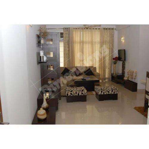 Living Area Interior Designing