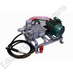 ESKAY Reciprocating Type 1 HP Scooter Washer Vehicle Washer