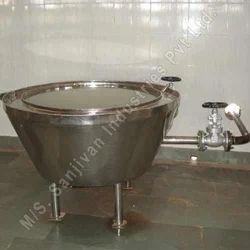 Curry Boiling Kadai