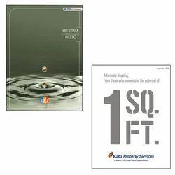 Corporate Brochures Printing