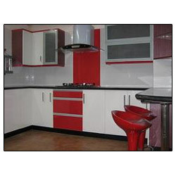 laminates designs for kitchen.  Modular Kitchens Kitchen Laminate Counter Top From New Delhi
