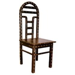 Half Round Back Cart Chair