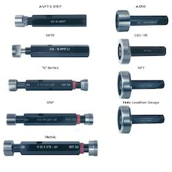 Precision Thread Gauges