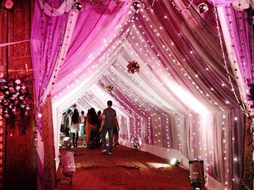 Wedding tent catering and wedding decoration services service company factsheet junglespirit Image collections