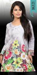 Digital Printed Fashionable Kurtis