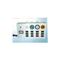 Four Gas Line Pressure Alarm
