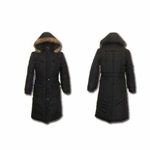 Ladies Wear - Long Coat Manufacturer from Jalandhar