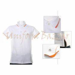 White Corporate Uniform