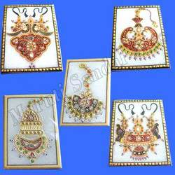 Marble Jewellery Assorted Tile