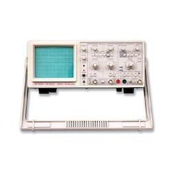 30 MHz Dual Trac Dual Channel Oscilloscope