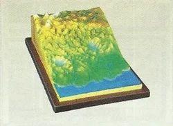 Model Of Crustal Movement BPG3416