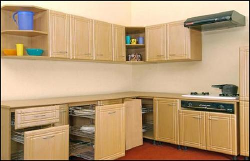 Modular Kitchen Cabinets Services