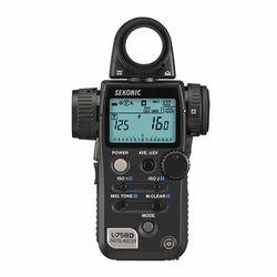 Digital Exposure Meter L-758 D