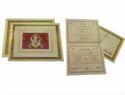 Hindu Wedding Invitation Card (01)