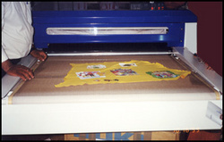 Screen Printing Dryer