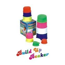 Build Up Beaker Toys