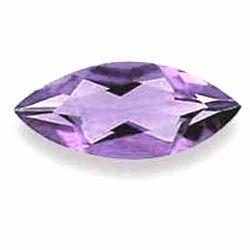 Amethyst Marquise Cut Gemstone