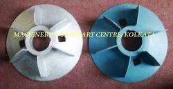 MSCKOLKATA Shaft Mounting Key Lock Type Aluminum & Plastic Cooling Fan, Number Of Blades: 6, Box