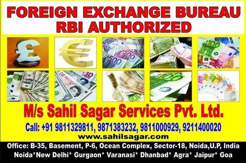 Money Exchange Foreign Sahil Sagar Forex Delhi Id 2454769330
