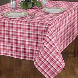 Yarn Dyed Table Cloths