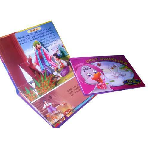 Pop-Ups Book Printing Services