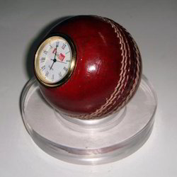 Cricket Ball Clock