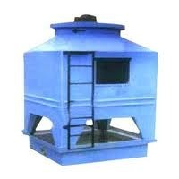 Fiberglass Reinforced Polyester FRP Cooling Tower