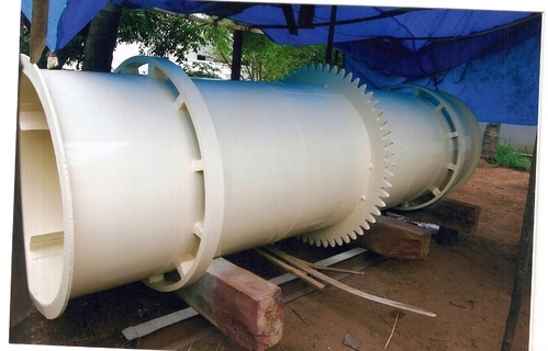 Bharat Automatic Rotary Dryers