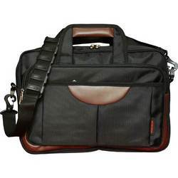 Desk Line Office Bag Black Color