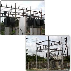 Transformer Erection And HT/LT Switch Yard