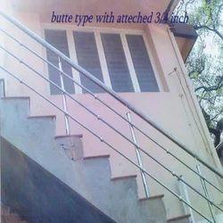 Outdoor Stair Case