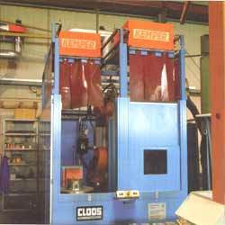 Welding Fume Extraction and Filtration System