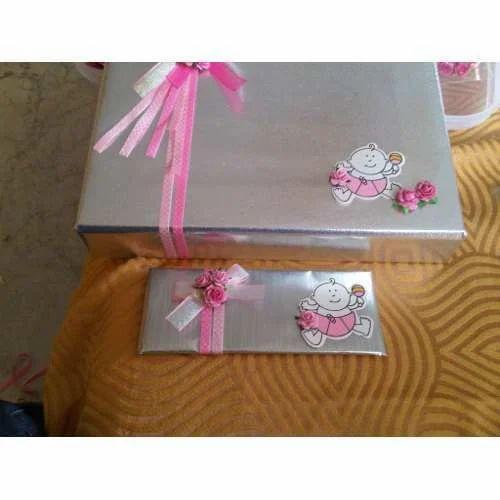 Baby Girl Gift Wrap  sc 1 st  IndiaMART & Baby Girl Gift Wrap Gift Packaging Items | Powai Mumbai | Wild ...