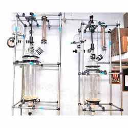 Distillation Glass Assembly