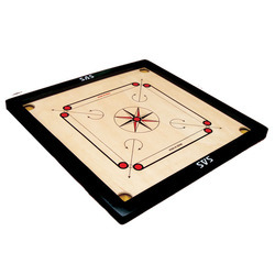 Black Carrom Boards