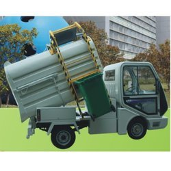 Electric Garbage Collection Vehicle EG6042XA1