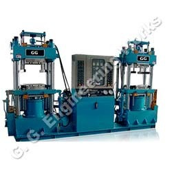 Rubber Moulding Hydraulic Press