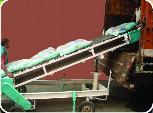 Industrial Conveyors Truck Loader Conveyors Manufacturer